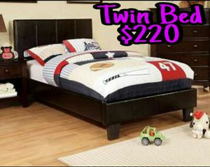 NEW💥TWIN BED💥MATTRESS INCLUDED💥IN STOCK💥 for Sale in Bellflower, CA