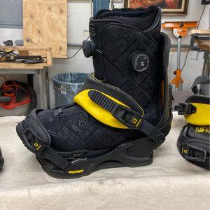 Snowboard Boots And Bindings -K2 Size 11.5 BOA -Union Bindings for Sale in Seattle, WA