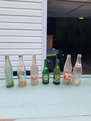 Antique bottles 55 total! for Sale in Moorestown, NJ