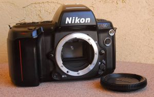 Nikon N90 SLR Film Camera - full featured auto focus for Sale in Apache Junction, AZ