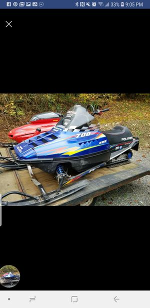 1998 Polaris RMK700 Snowmobile for Sale in Snohomish, WA