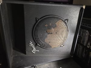 Fender bass cab not guitar 15 inch speaker 100 watts for Sale in Cypress, CA