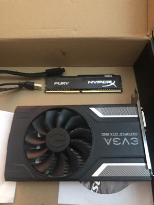 Graphics card with 8gb ram for Sale in Homestead, FL