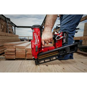 MILWAUKEE FRAMING NAILER 350$ FIRM PRICES NO.LOWER BUYER for Sale in Torrance, CA