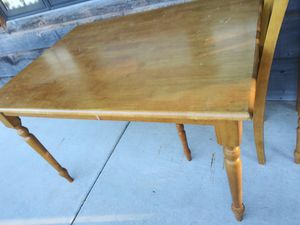 Table & 2 Chairs for Sale in Wichita, KS