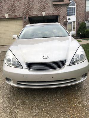 2005 Lexus ES 330 clean title for Sale in Columbus, OH