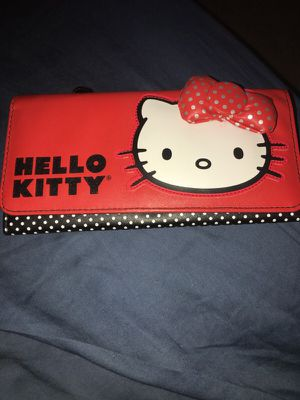 Hello kitty wallet for Sale in Suffolk, VA