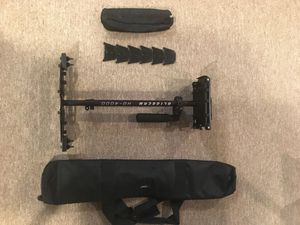 Excellent GlideCam HD4000 with quick release plate and carrying case for Sale in New York, NY