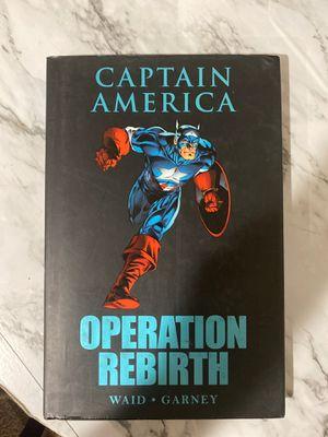 Captain America comic book for Sale in Tacoma, WA