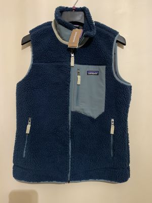Patagonia deep pile retro X vest women's sz L for Sale in Lodi, CA