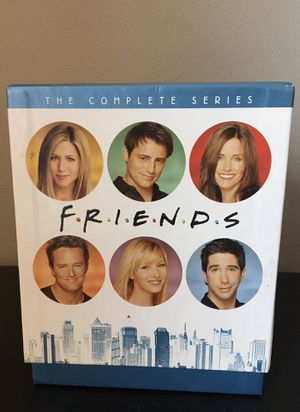 Friends the complete series for Sale in Auburn, WA