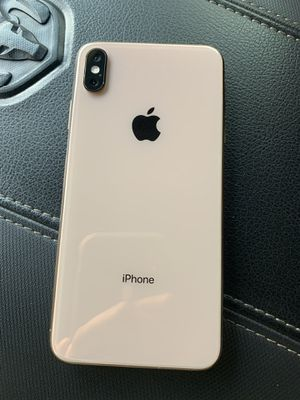 GOLD iPhone XS Max 64GB Unlocked Verizon for Sale in Charlotte, NC