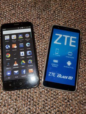 Zte smartphone for Sale in Baltimore, MD