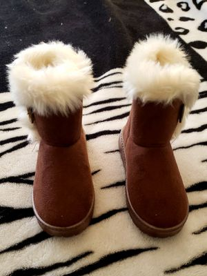 Girls Brown Winter Snow Boots for Sale in Norwalk, CA