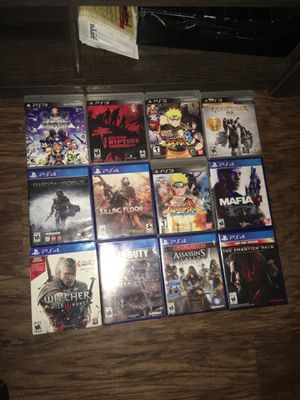 PS3 Games for Sale Inbox for More Info for Sale in Columbus, MS