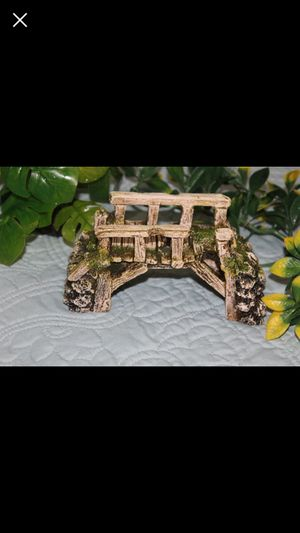 Imagitarium Fish Tank Bridge Decor for Sale in Auburn, AL
