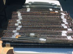 O Scale 3 Rail Track - Huge Lot, all Sizes for Sale in Los Angeles, CA