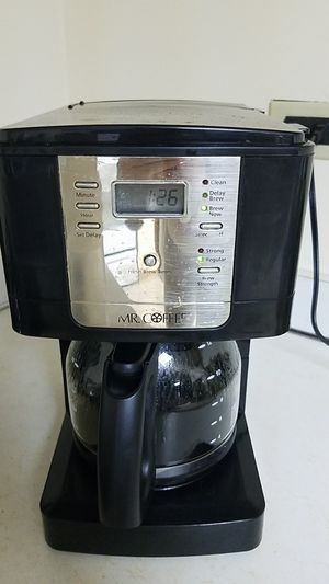 Mr. coffee coffee maker for Sale in Orland Park, IL