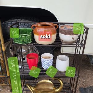 LOTS Of Pots!! Check Them Out! SALE for Sale in Tempe, AZ