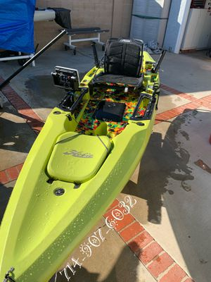 2019 hobie outback kayak for Sale in Huntington Beach, CA
