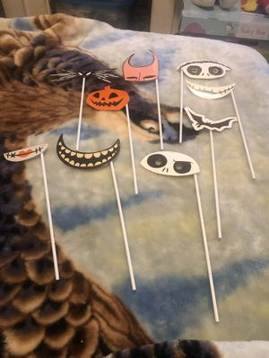 Disney nightmare before Christmas photo booth prop for Sale in Lodi, NJ