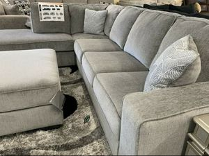 ⚓⚓Best OFFER ⚓ $39 Down Payment  SPECIAL] Altari Alloy RAF Sectional SAME DAY DELIVERY for Sale in Jessup, MD