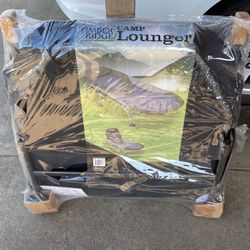 Timber Ridge Camp Lounger for Sale in Visalia,  CA