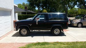 1984 bronco ll runs but has a egr valve problem will idle 5 Sp trailer home pno ed for Sale in Pittsburg, CA