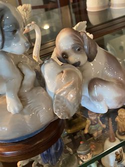 Lladro And Nao By Lladro Dog Statue for Sale in Riverside,  CA