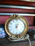 Antique Vintage Globe Alarm Clock for Sale in Miramar, FL