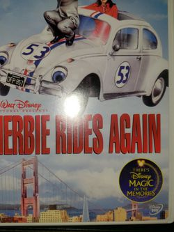 Original Disney Herbie Rides Again for Sale in Houston,  TX
