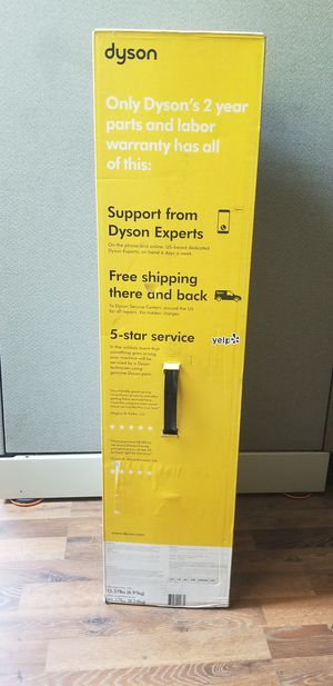 NEW IN BOX DYSON BALL TOTAL CLEAN ORIGIN for Sale in Garland, TX