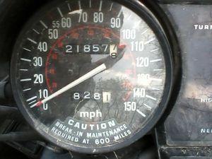 83 Honda GoldWing gl11oo interstate for Sale in Keokuk, IA