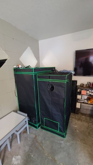 Grow Tents for sale for Sale in Chino, CA