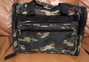 Camoflauge Duffle Bag for Sale in Stone Mountain, GA