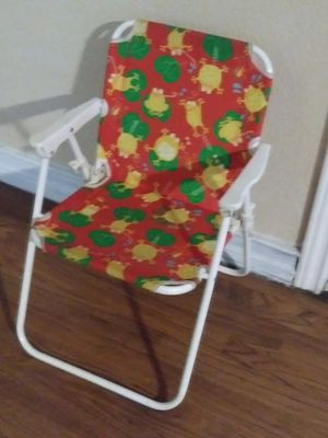 Kids Chair $ good condition for Sale in Euless, TX