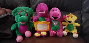 Barney and Friends Doll plush toy for Sale in Bonita, CA