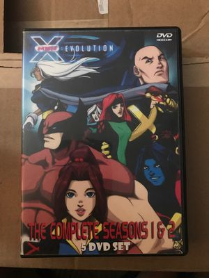 Complete X-men Evolution seasons one and two like new for Sale for sale  Elizabeth, NJ