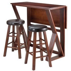 Drop Leaf High Table for Sale in Rockville, MD