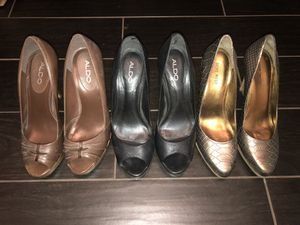 Aldo & Nine West Heels Size 8 for Sale in Covina, CA