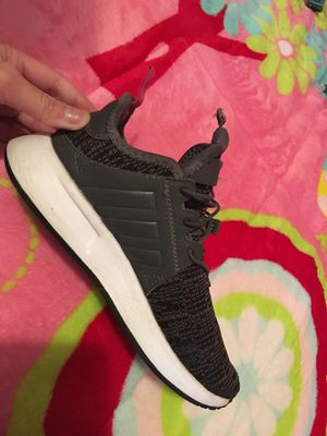 Size 12 in kids Adidas shoes for Sale in Bakersfield, CA