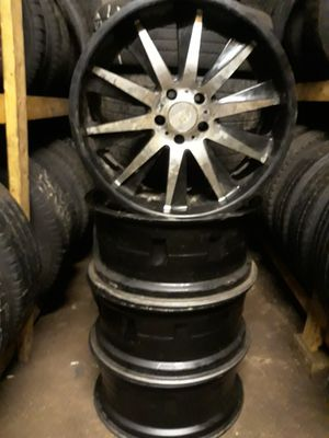 20 inch rims for sale for Sale in Cleveland, OH