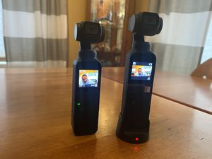 (Two) DJI OSMO Pocket2 Camera's for Sale in Vancouver, WA