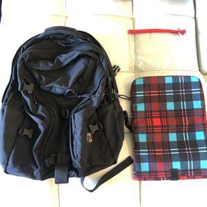 Tom Bihn Brain Bag Ballistic Nylon Backpack Black for Sale in DeBary, FL