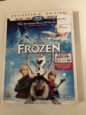 Frozen movie for Sale in Irving, TX