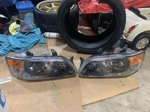Mitsubishi Evolution 9 headlights for Sale in Tacoma, WA