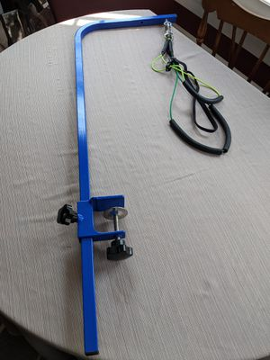 """36"""" dog grooming arm with clamp for Sale in South Attleboro, MA"""