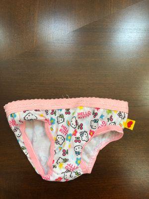 Build a bear hello kitty underwear for Sale in Moreno Valley, CA