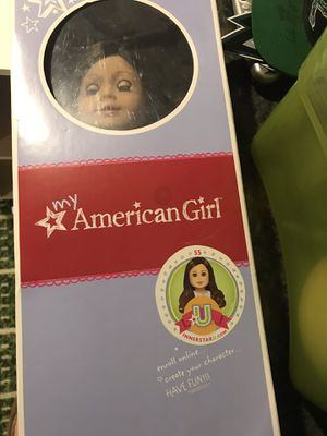 American girl doll w/ accessories for Sale in Philadelphia, PA