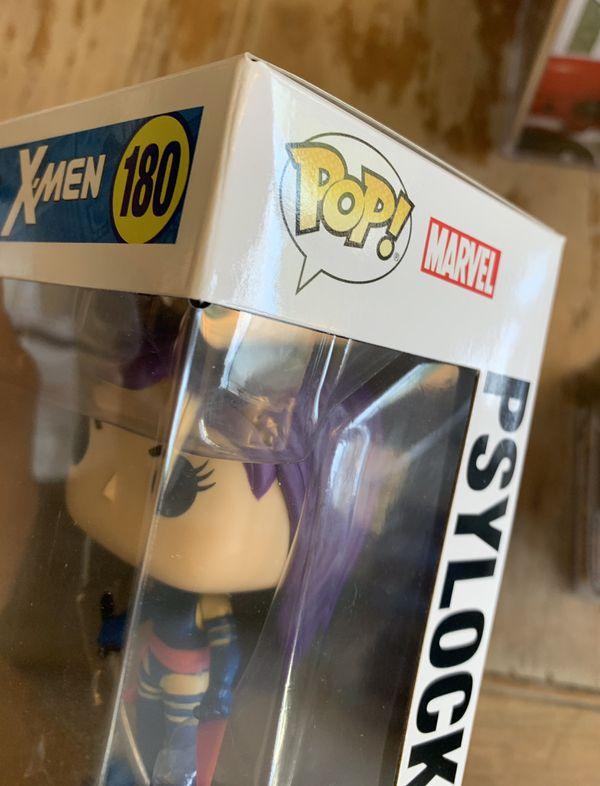 Funko POP! X-Men Psylocke